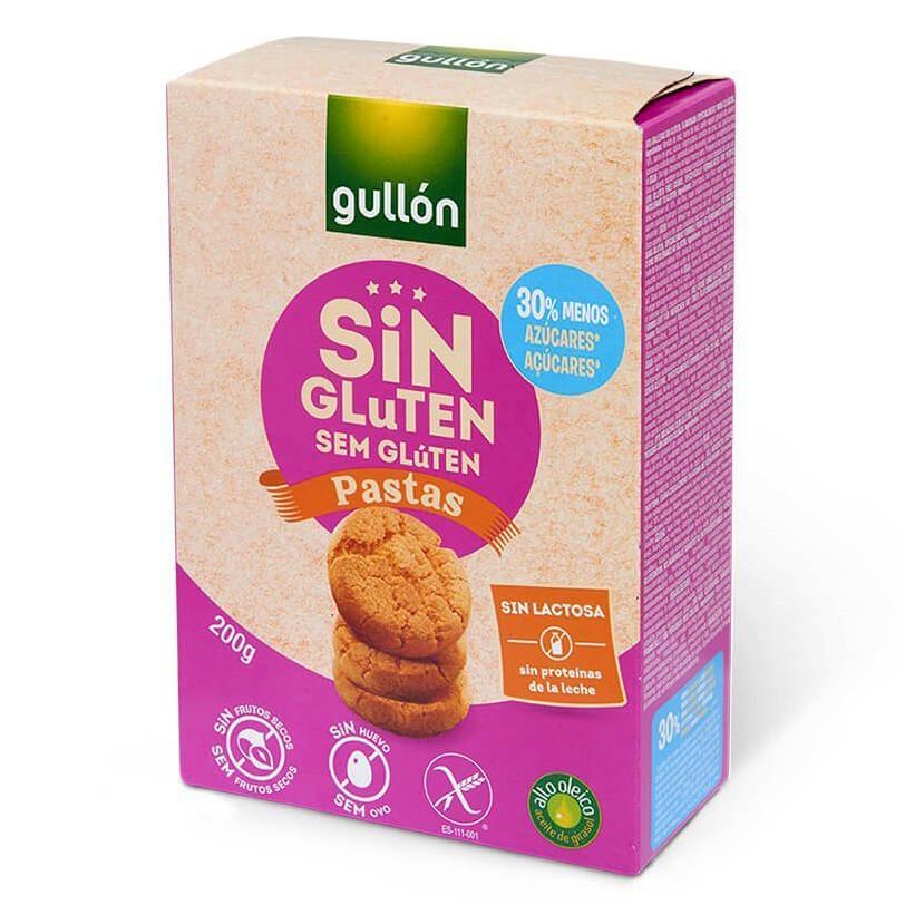 Печиво GULLON Pastas sin Gluten, без глютену, 200 г
