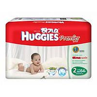 Подгузники Huggies Premier №2 (5-8 кг) 64 шт. - HUGG#2