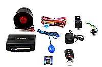 Автосигнализация универсальная Car Alarm KD3000 APP со звуковой сиреной (2_009130)