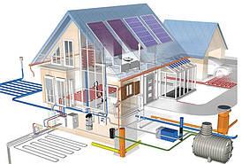 Подбор и продажа систем отопления и сантехнического оборудования