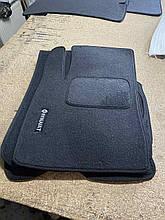 Ворсовые коврики в салон Renault Scenic I (1996-2003)