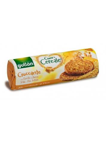 Печиво GULLON tube Cuor di Cereale Croccante, 265г, фото 2