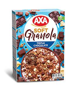 Гранола з шоколадом 320г АХА
