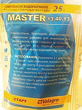 Комплексне водорозчинне добриво з мікроелементами Майстер 13.40.13 старт 25 грам на 10 л води, Італія