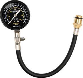 Компрессометр для бензиновых двигателей YATO YT-7301