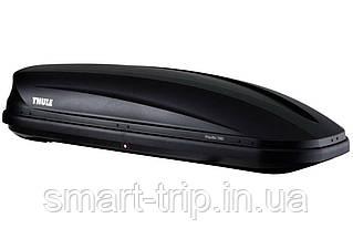 Бокс Thule Pacific 780 (420л) black aeroskin черный 6318A