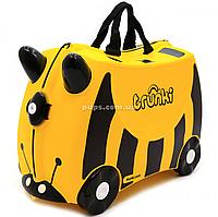 Чемоданчик Trunki детский для путешествий Bernard Bumble Bee (0044-GB01-UKV)