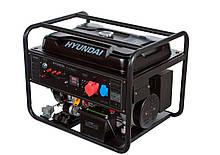 Генератор бензиновий Hyundai HY 12500LE-3