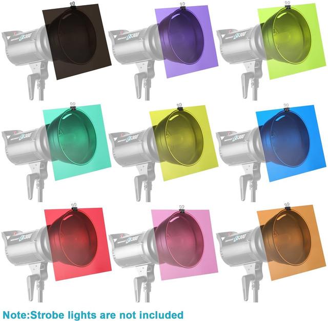 Светофильтры в наборах