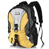 Шкільний рюкзак Onepolar 1309 жовтий, фото 1