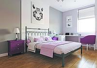 Кровать металлическая Тиффани, фото 1