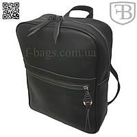 Рюкзак женский, сумка рюкзак женская для девочки из кожзама BLACK 42018#