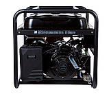 Генератор бензиновий Hyundai HY 12500LE, фото 4