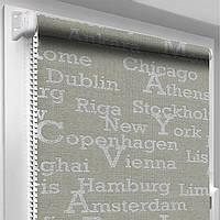 Рулонная штора DecoSharm В914 - 30.0 x 170 см
