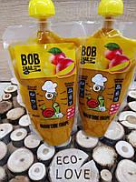 Пюре манго, 400 г, TM BOB SNAIL
