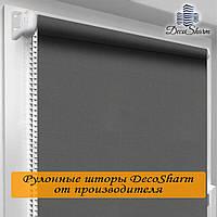 Рулонная штора DecoSharm Блекаут ВО 061 АКРИЛ 30.0 x 170 см