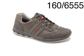 Кросівки Paolla 160  коричневий замінник