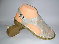 Женские босоножки,сандали женские, на низком ходу стильная молодежная обувь