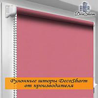 "Рулонная штора ""Oasis"" Блекаут Ализарин АКРИЛ 30.0 x 170 см"