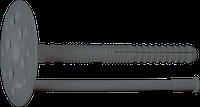 Дюбель для крепления теплоизоляции серый (ТИЗ) 10 x 100 мм (100шт)