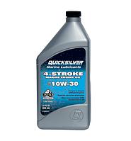 Моторное масло Quicksilver 10W30 (1л)