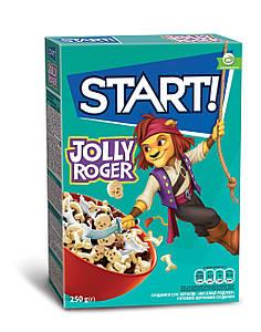 """""""Веселий Роджер"""". Готовий зерновий сніданок 250г START!"""