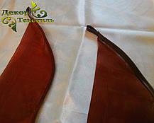 Подхваты для штор - тканевые (Шифон) (2шт), фото 3
