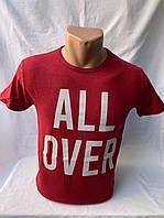 Футболка мужская фирмы KLAS 23 х/б ALL OVER 004 \ купить футболку мужскую оптом