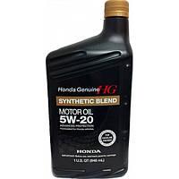 Моторное масло Honda Synthetic Blend 5w-20