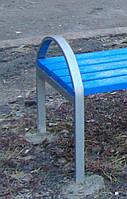 Боковины скамейки парковой Ла-14