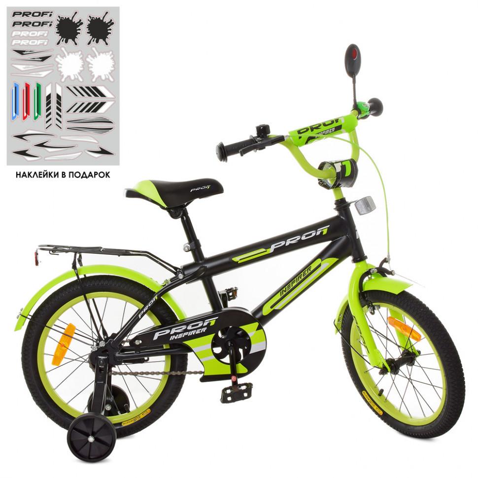 Велосипед детский PROF1 18д. SY1851