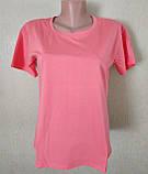 Женская базовая футболка, фото 2