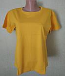 Женская базовая футболка, фото 5