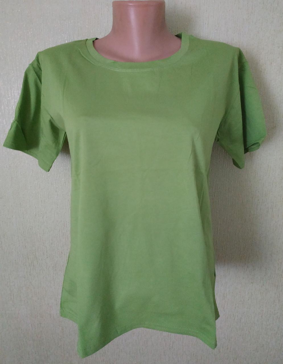 Женская базовая футболка