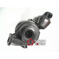 Турбина VolkswagenCrafter 2.5 TDI 109 HP, 49377-07535, 49377-07530, CEBB, 076145701G, 076145702C, 2006-2011, фото 1