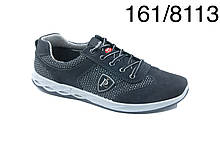 Кросівки Paolla 161  чорна сітка
