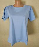 Жіноча базова футболка, фото 7