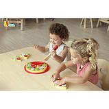 Игрушечные продукты Viga Toys Пицца из дерева (58500), фото 3
