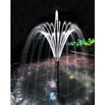 Насос с фонтанными насадками SunSun HJ-2201 2000 л/час 35 вт 2 м, фото 2