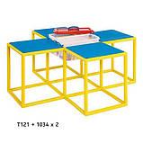 Набор игровой Gigo Стол (T121), фото 3