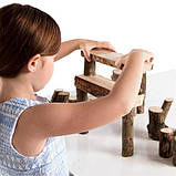 Набор блоков Guidecraft Natural Play Палки и бруски, 36 шт. (G6770), фото 8