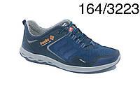 Кросівки Paolla 164  синя сітка