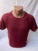Футболка мужская фирмы ERKEK х/б евро размеры, однотонная 003 \ купить футболку мужскую оптом