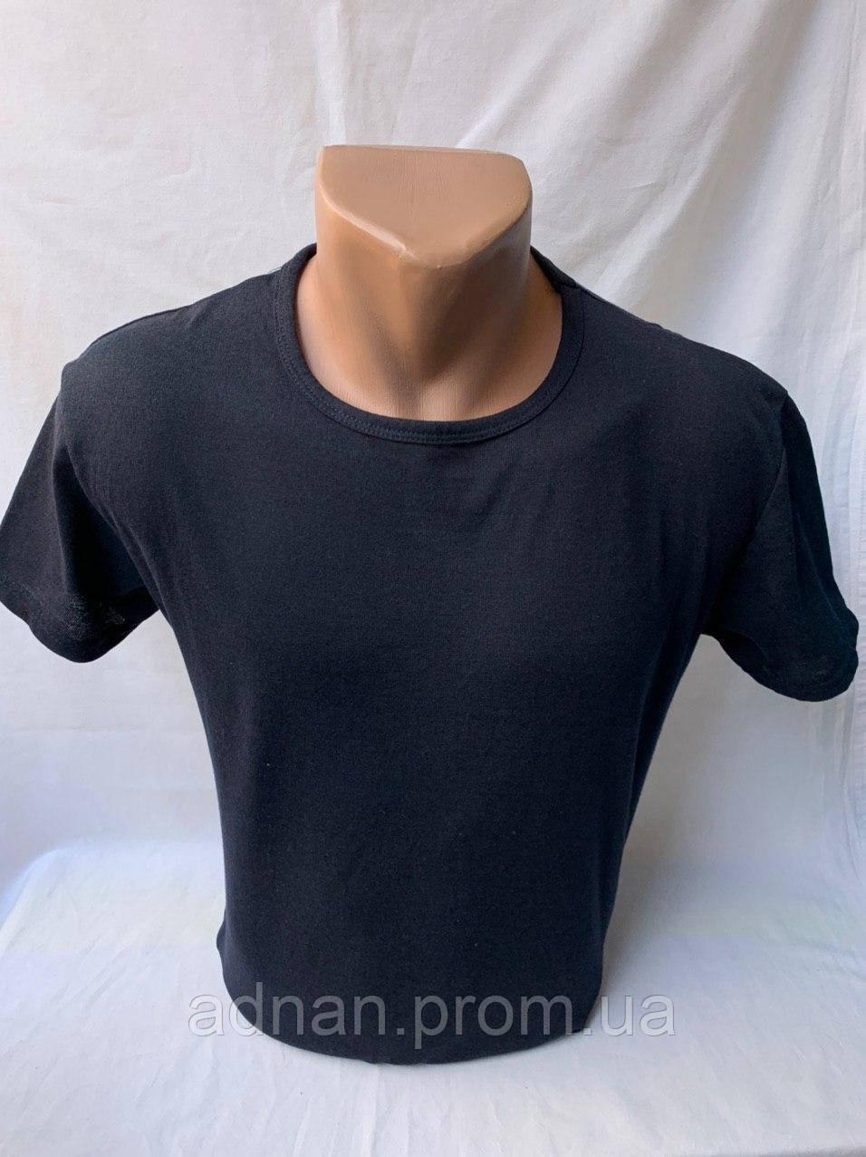 Футболка мужская фирмы ERKEK х/б евро размеры, однотонная 004 \ купить футболку мужскую оптом