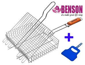 Универсальная решетка-гриль для пикника BBQ Benson BN- 901