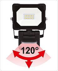 Світлодіодний прожектор | з датчиком руху | SMD LED 50W 5000LM YATO YT-81829, фото 2