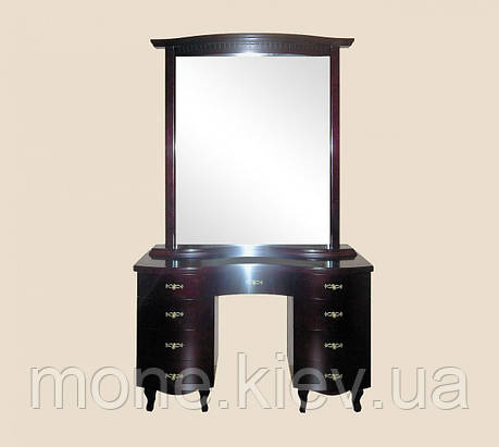Трюмо Диарсо  2-х тумбовое с зеркалом, фото 2