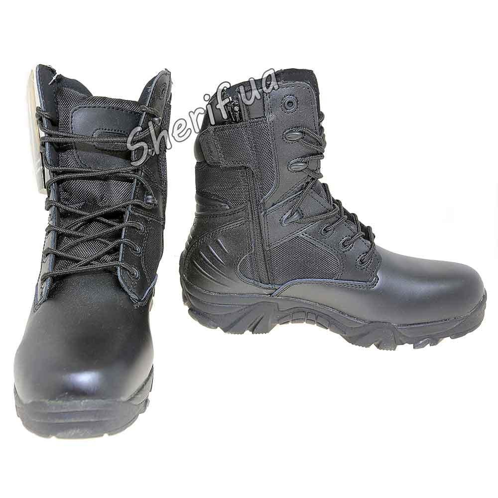 Берцы военные Delta 516 Tactical Black  продажа 9467250c87766