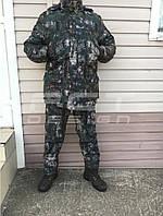Костюм зимний непромокаемый  Хантер Хвойный Лес