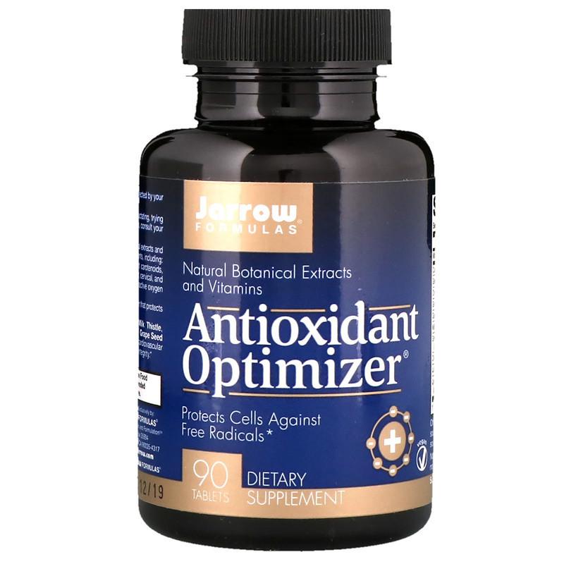 Jarrow Formulas, Оптимизатор антиоксидантов, 90 таблеток
